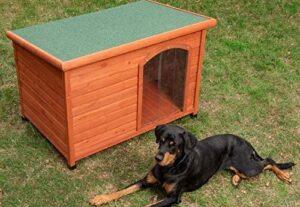 casas para perros grandes de madera