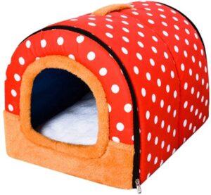 casitas iglu para perros