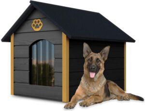casas para perros pastor aleman