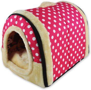 casitas para perros pincher